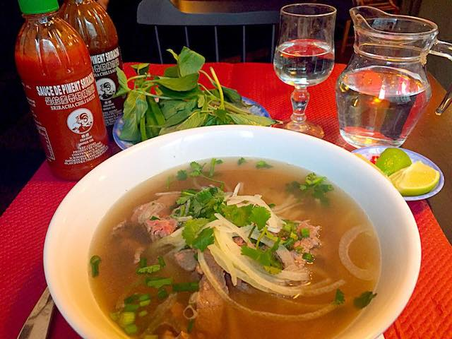 vietnamese food in paris