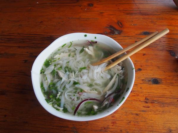 Vietnamese food in Prauge
