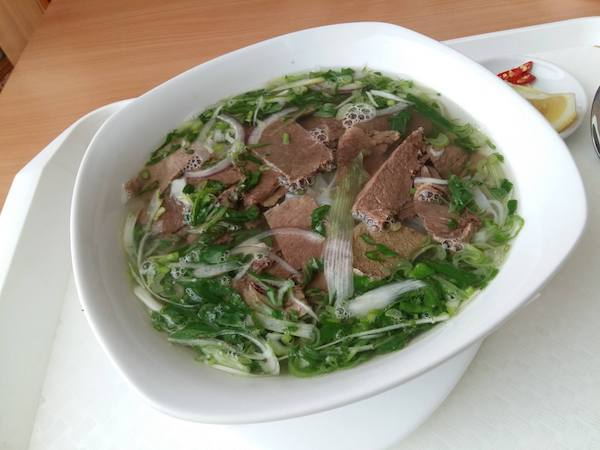 Vietnamese food in Bratislava