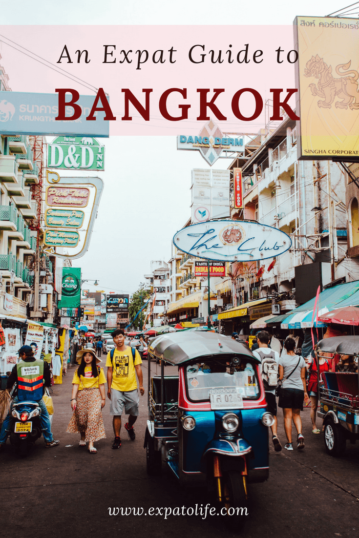 Discover what it's like to live in Bangkok Thailand as an expat. Read cost of living in Bangkok Thailand, good and bad things about Bangkok, things to do in Bangkok, places to visit in Bangkok and more here!  #bangkok #thailand #expat #expatlife #livingabroad #expatliving #expatblog #expatblogger #travelblog #traveltips