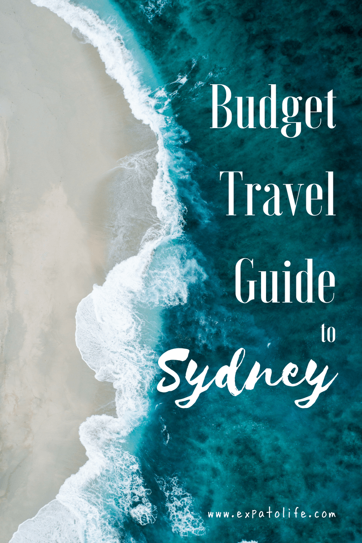 How to travel to Sydney on a budget? Read here to discover our budget travel guide to Sydney! You will know the best Sydney itinerary, things to do in Sydney, where to visit in Sydney, what to eat in Sydney and transportation in Sydney and more! #Sydney #Australia #budgettravel #budgettips