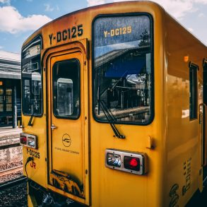 train travel in Japan