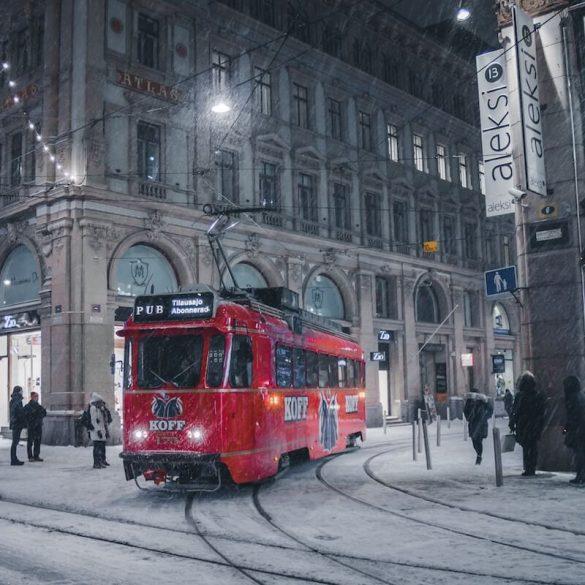 expat living in Helsinki Finland