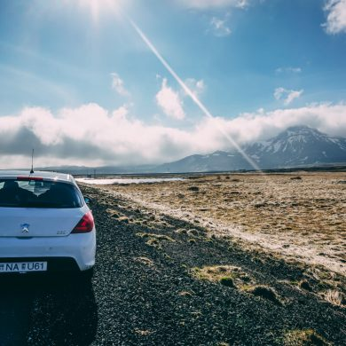 visit Iceland in May