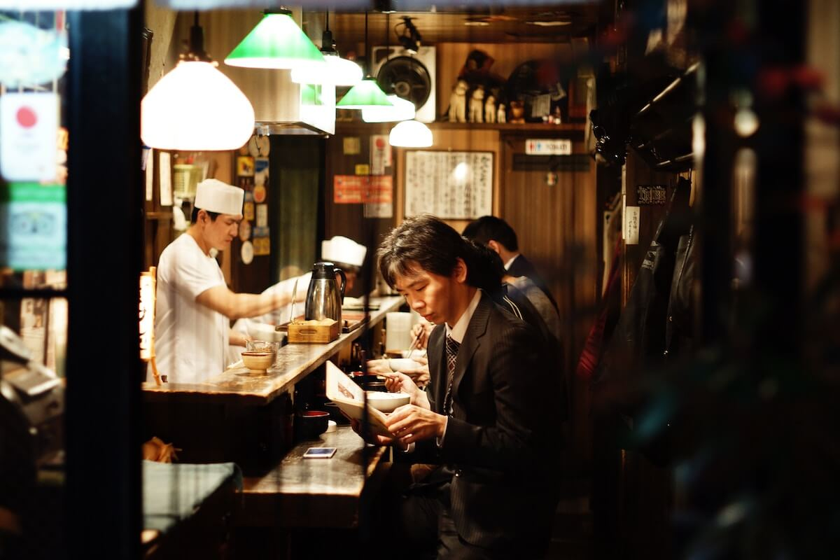 best places to go out at night in Tokyo Japan