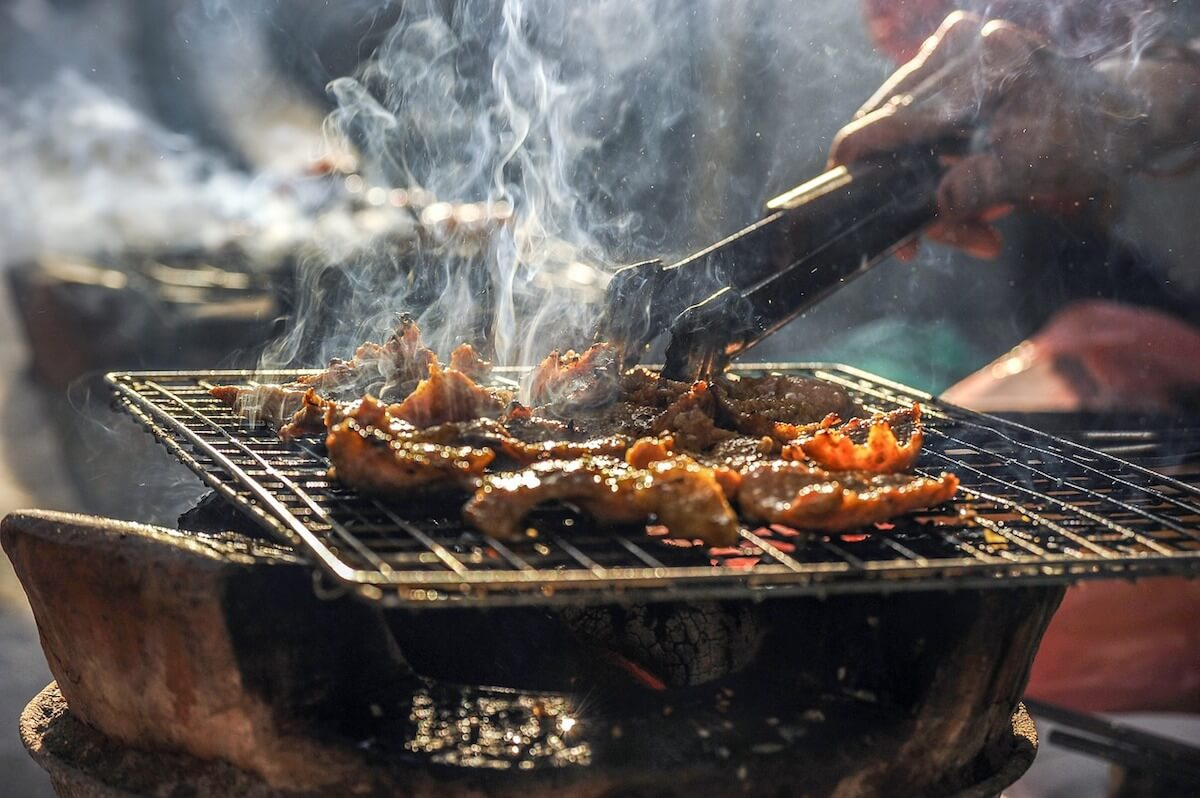 places to eat in Beppu - yakiniku Beppu restaurants