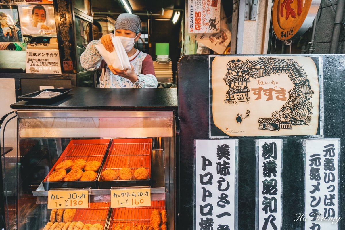 things to eat in Japan
