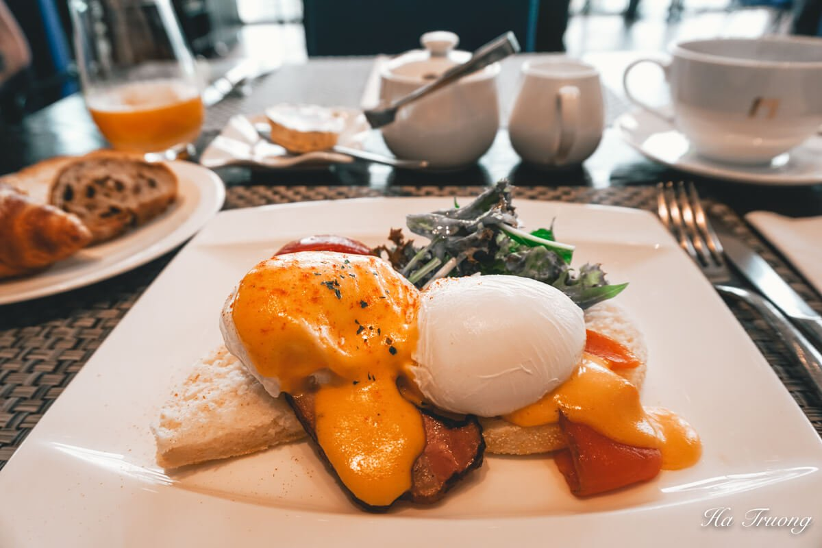 Asakusa Tokyo Hotel breakfast