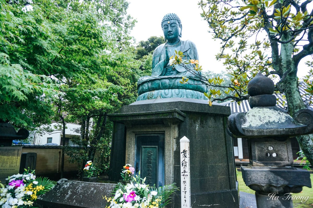 temples in Tokyo