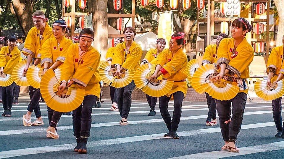 expat living in Japan festival