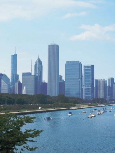 expat living in Chicago moving to United States