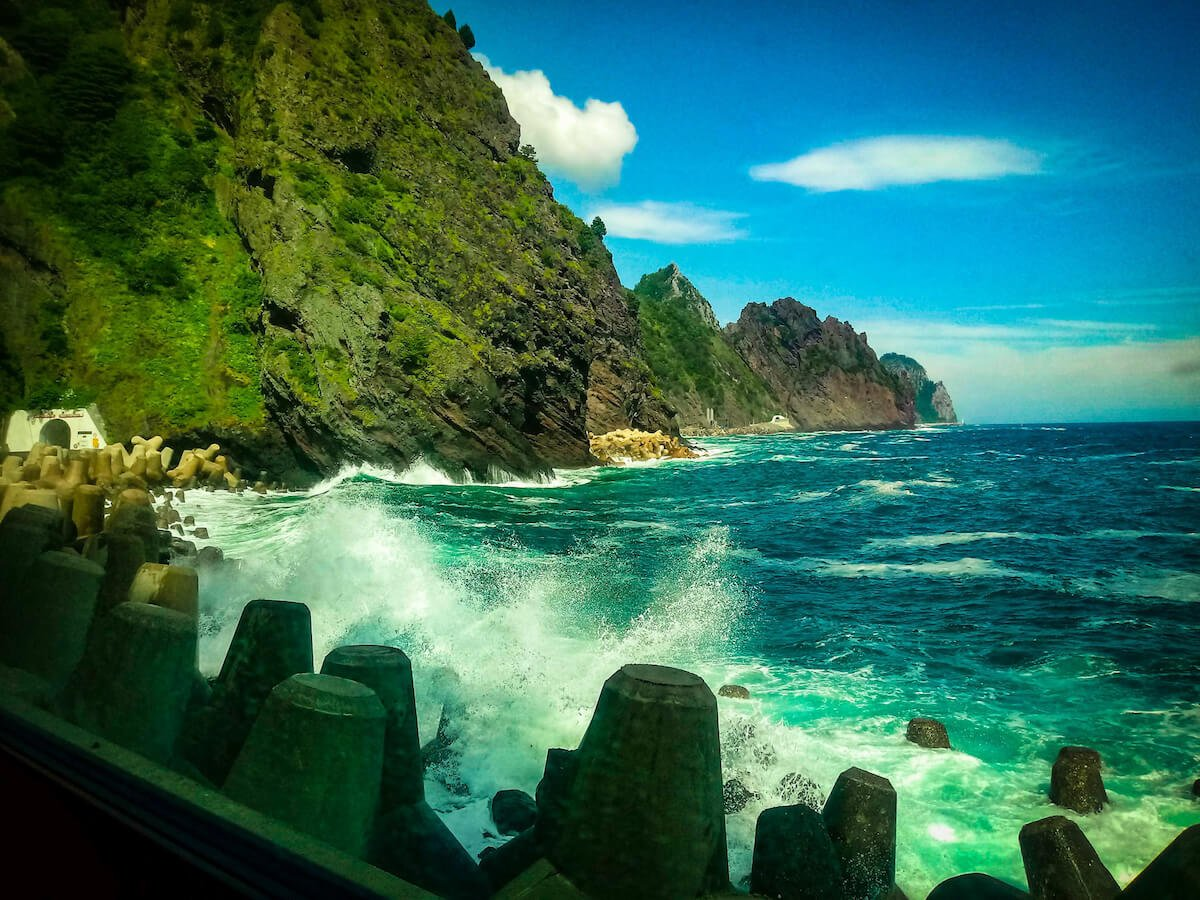 best places to visit on Ulleungdo Island South Korea