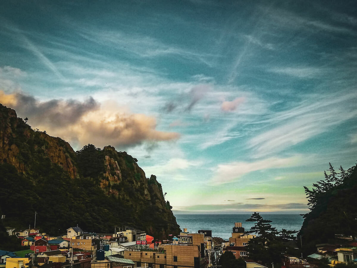 best things to do on Ulleungdo Island South Korea