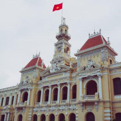 Phan Thiet to Ho Chi Minh city Vietnam