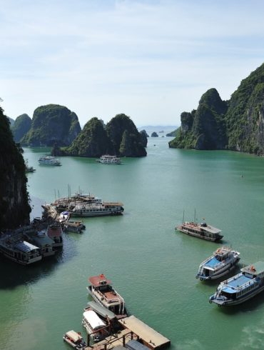 best places to visit in Vietnam itinerary