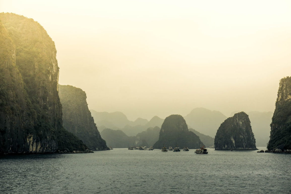 when is the best time to visit Halong Bay Vietnam