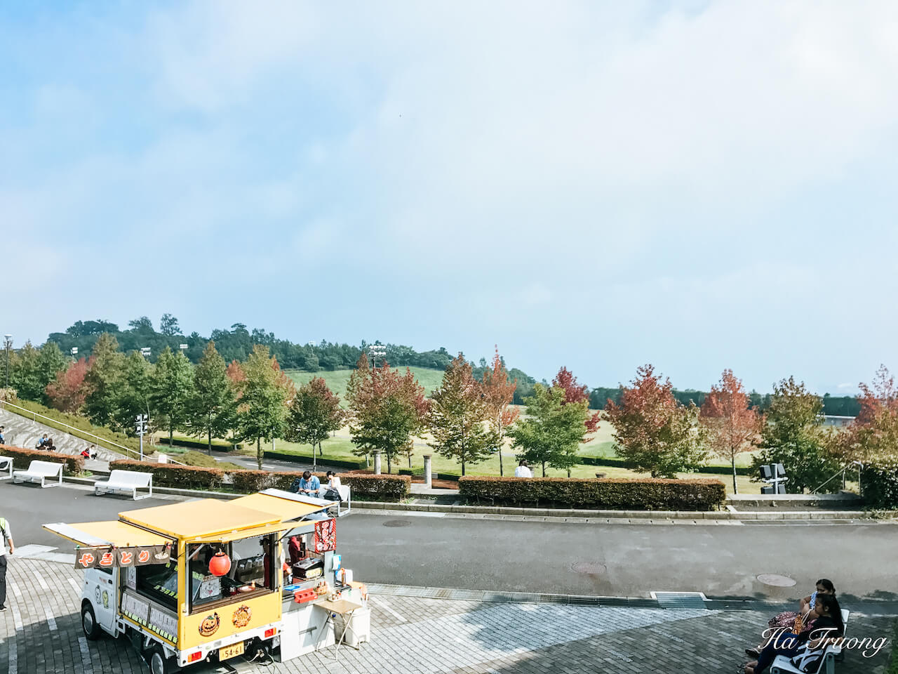 Ritsumeikan Asia Pacific University in Beppu Oita Japan