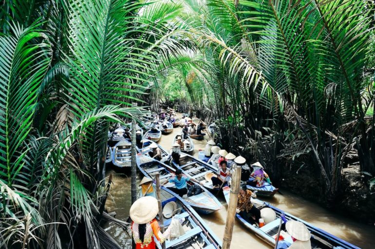 how to get from Ho Chi Minh to Can Tho Vietnam