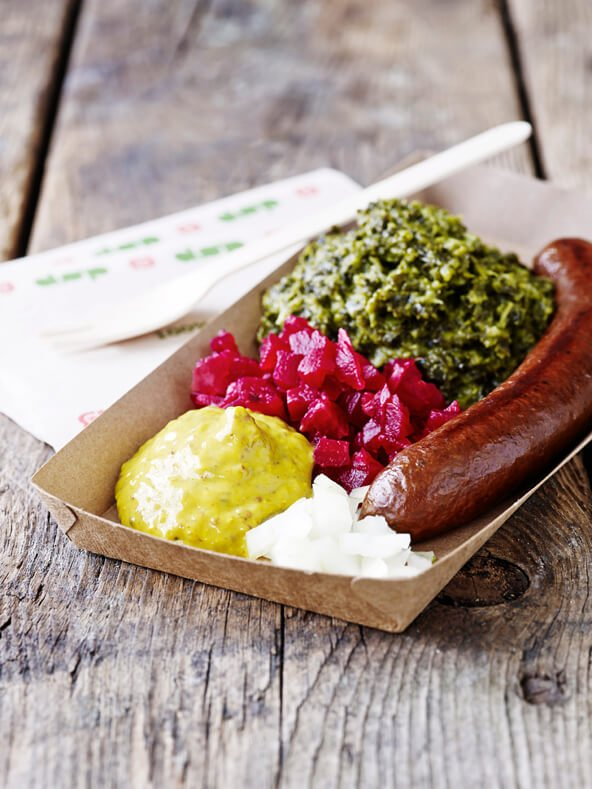 hotdog Copenhagen