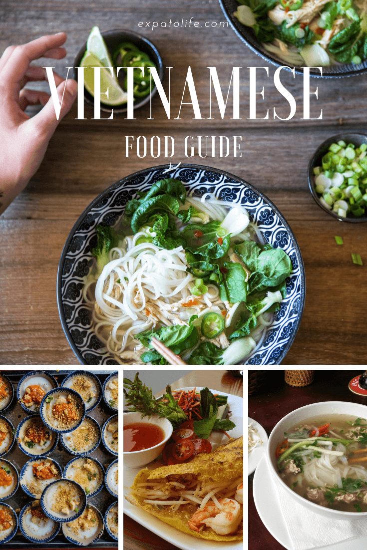 What to eat in Vietnam? Read this Vietnamese Food Guide NOW to find the best things to eat in Vietnam. From Vietnamese Pho, Banh mi to Vietnamese spring rolls, explore the best Vietnamese street food you MUST try when traveling in Vietnam. #Vietnam #Vietnamesefood #food #foodporn #foodie #yummyfood #tasty #delicious #foodblog #foodlovers #foodphotography