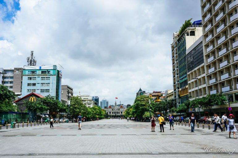 Dalat to Ho Chi Minh Vietnam