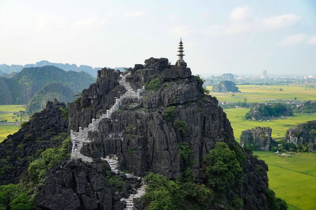 best time to visit Ninh Binh Vietnam May