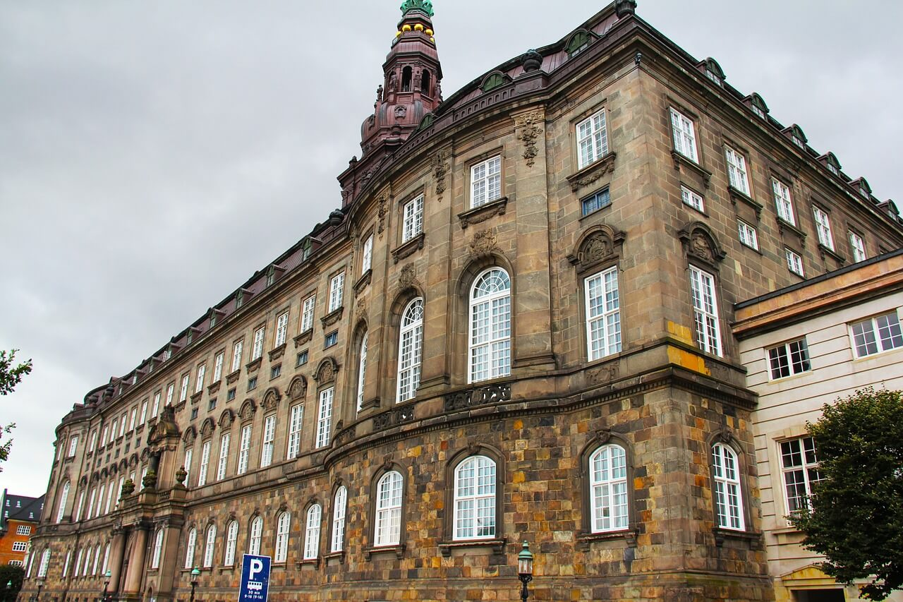 best places to visit in Copenhagen Christiansborg Palace