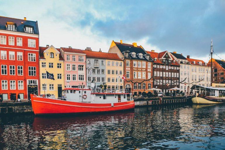 accommodation in Copenhagen Denmark