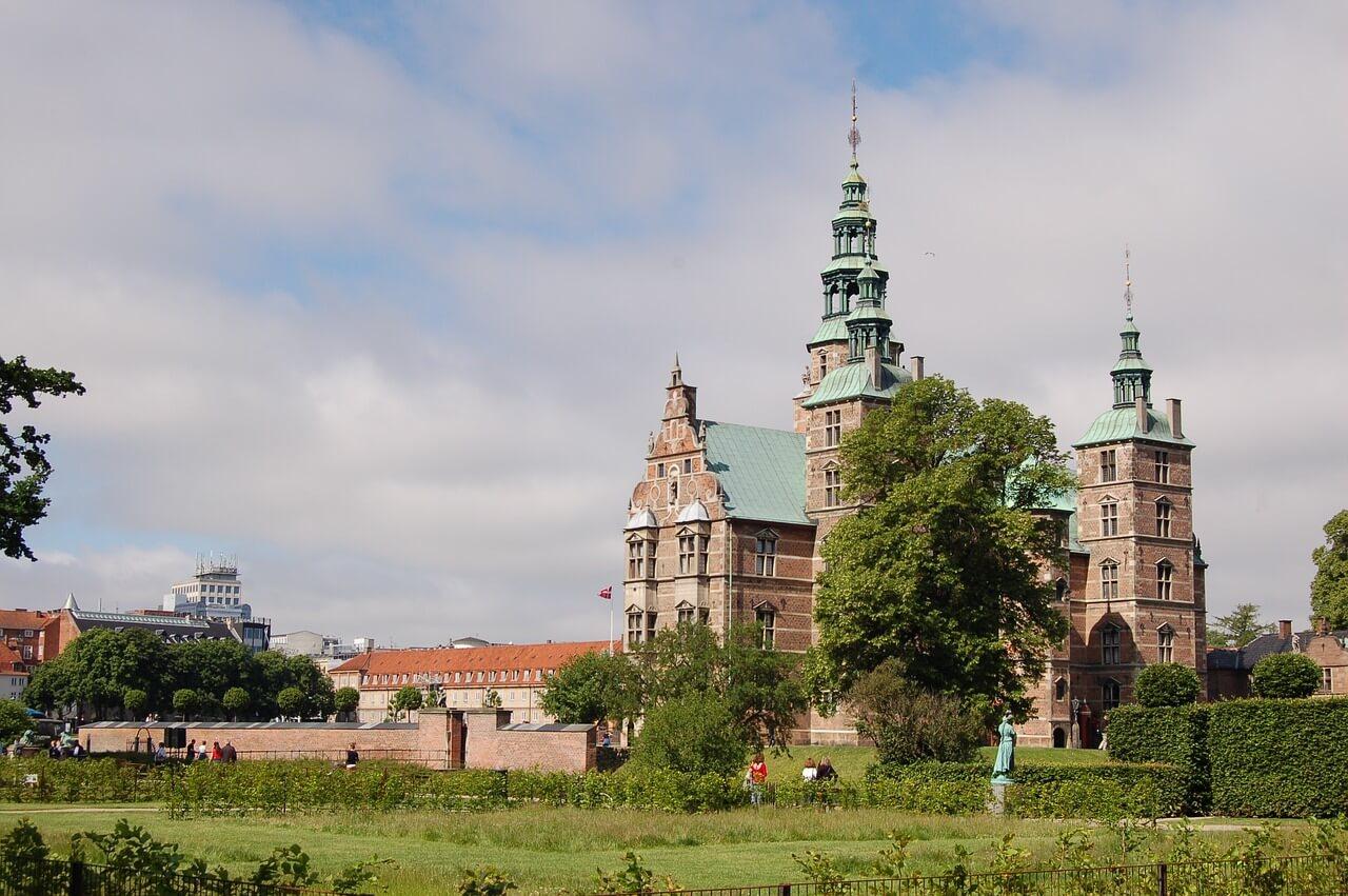 things to see in Copenhagen Rosenborg Castle