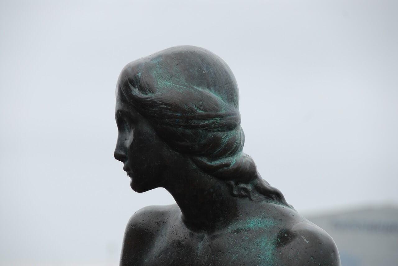 best places to visit in Copenhagen little mermaid