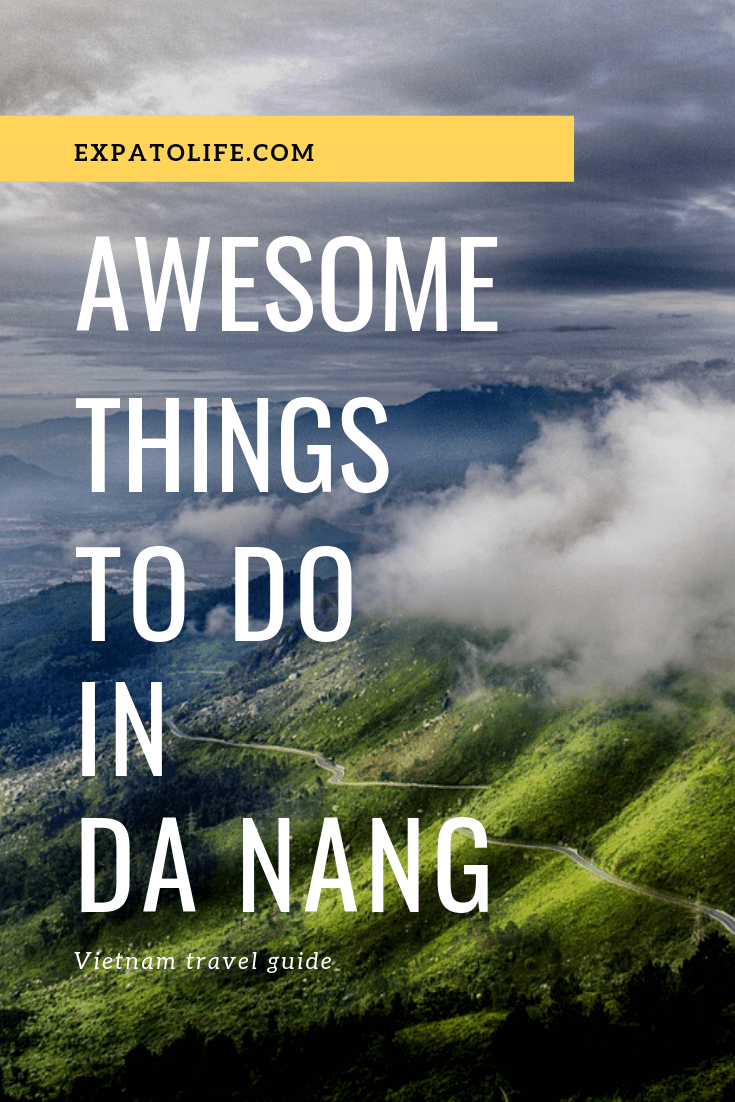 Planning to visit Vietnam? What are the best things to do in Da Nang? From Ba Na Hills to Marble Mountains, read our Da Nang Travel Guide to find out best places to visit in Da Nang, what to eat in Da Nang and accommodation in Da Nang. A perfect Da Nang itinerary with insider tips for what to do during three days in Da Nang. #TravelVietnam #Vietnamtrip #asiatravel #traveltips #traveldestinations