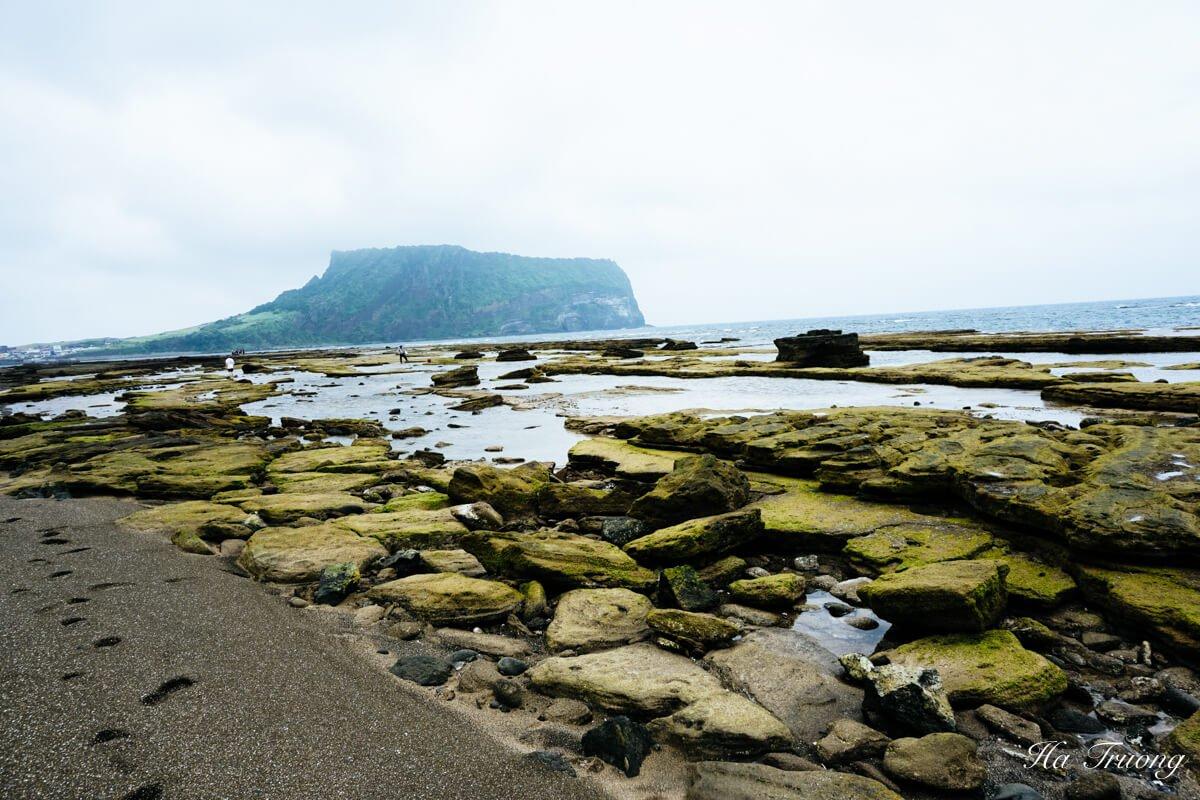 best places to visit in Jeju Island Gwangchigi Beach