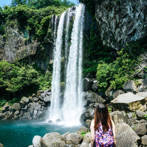 best things to do in Jeju island South Korea