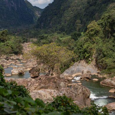 how to get from Hanoi to Phong Nha Ke Bang Quang Binh Vietnam