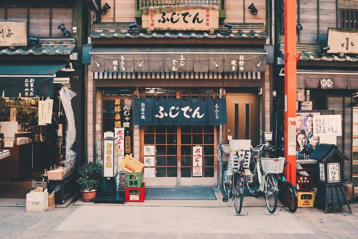 expat living in Japan
