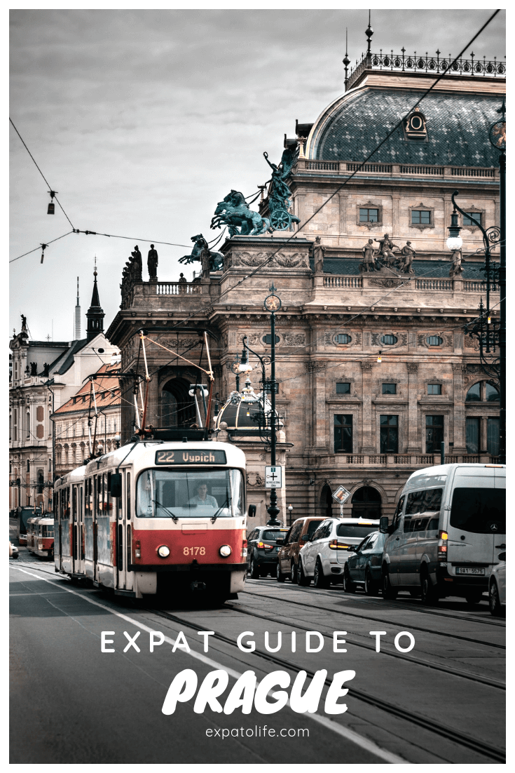 Discover what it's like to live in Prague Czech Republic as an expat. Read cost of living in Prague, good and bad things about Prague, things to do in Prague, places to visit in Prague and more here! You'll definitely want to save this in your Asia Travel Board to read later! #prague #czechrepublic #czechia #expat #expatlife #livingabroad #expatliving #expatblog #expatblogger #traveltips