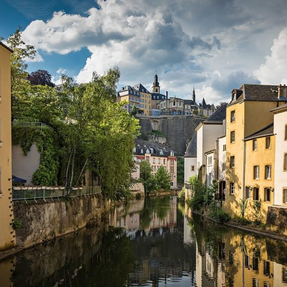 expat living in Luxembourg