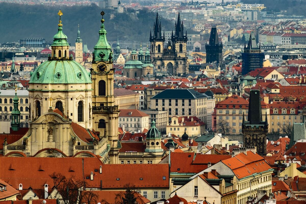 expat living in Prague