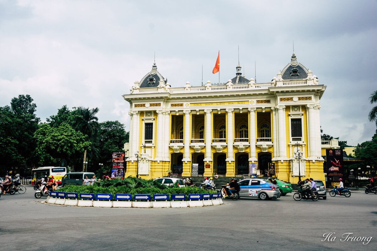 where to visit in Hanoi Vietnam