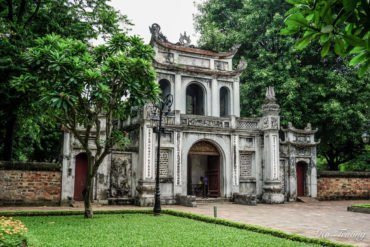 how to spend 2 days in Hanoi itinerary