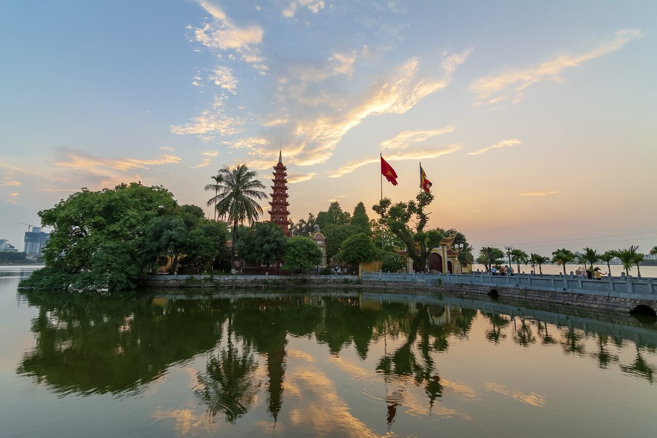 attractions in Hanoi Vietnam