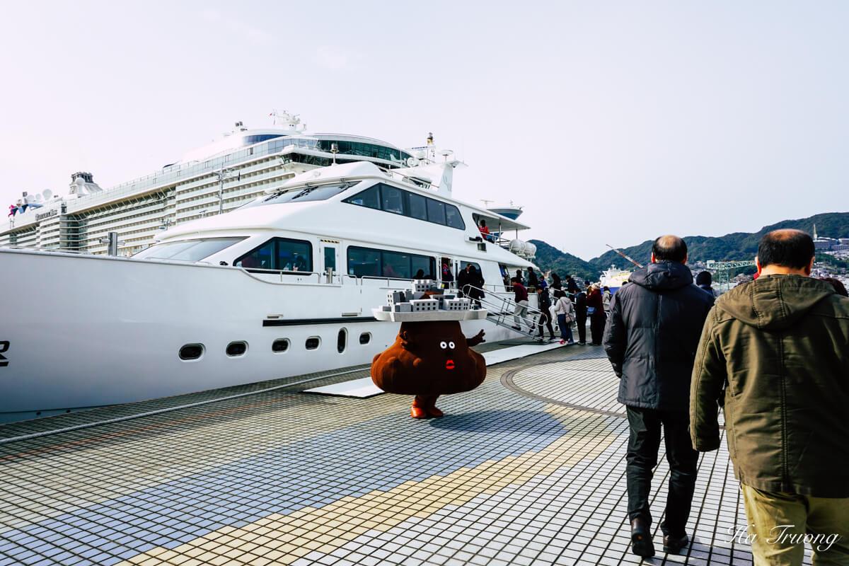Gunkanjima tour review