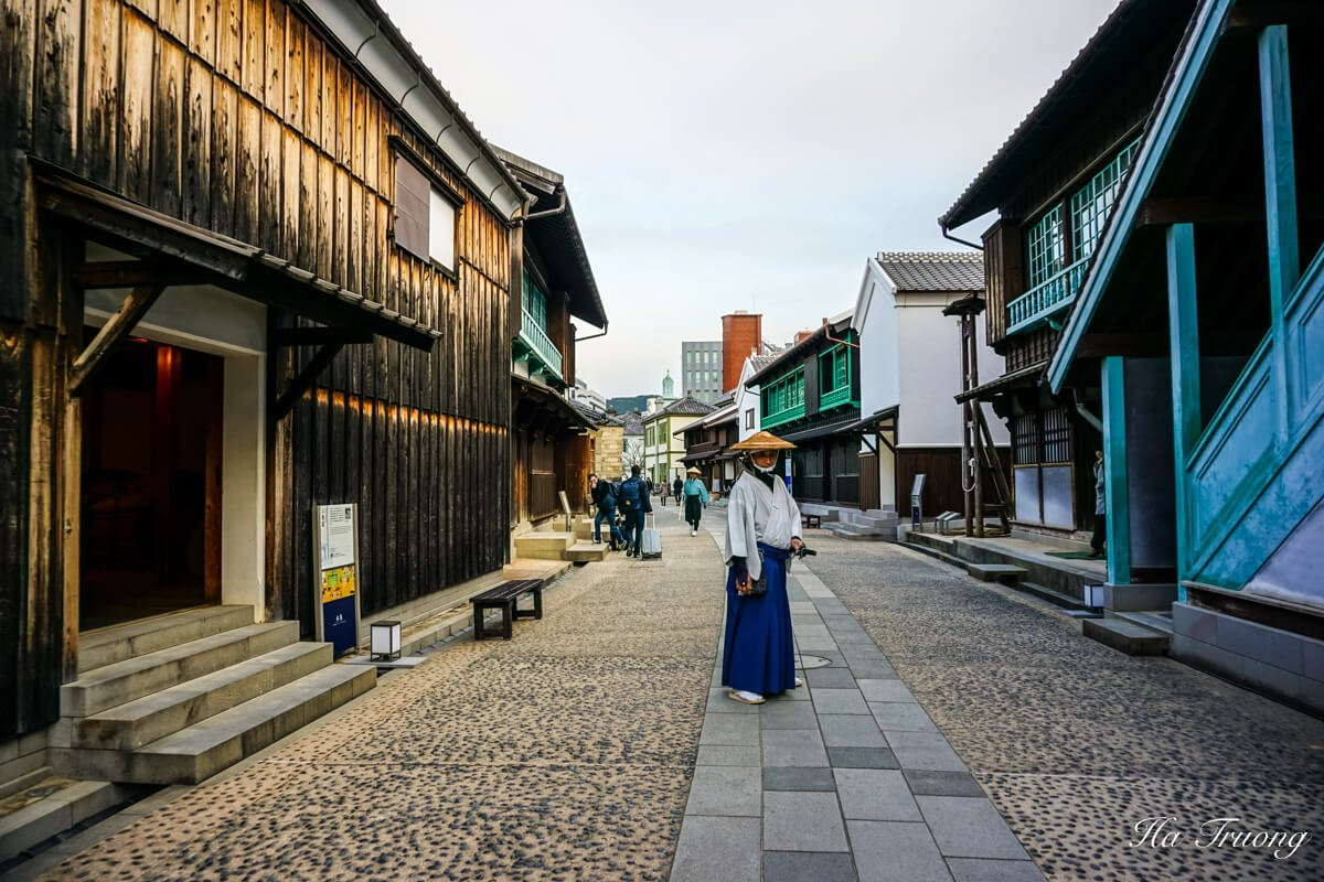 best things to do in Nagasaki Japan - Visit Dejima