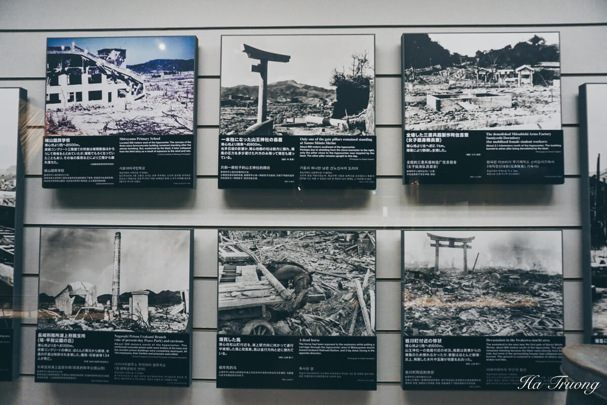 best places to visit in Nagasaki - Nagasaki Atomic Bomb Museum