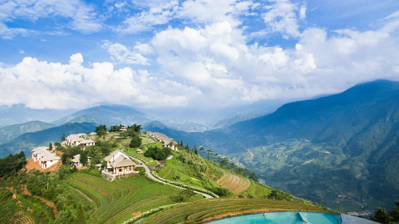 best places to stay in Sapa - Topas Ecolodge