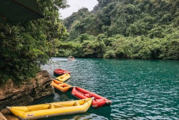 best things to do in Dark cave Phong Nha Ke Bang National Park