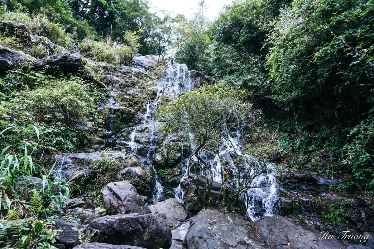 things to do in Gio Waterfall Phong Nha Botanical Garden