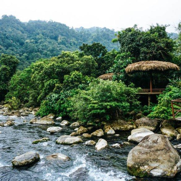 Travel Guide Nuoc Mooc Spring Eco Trail Phong Nha Vietnam