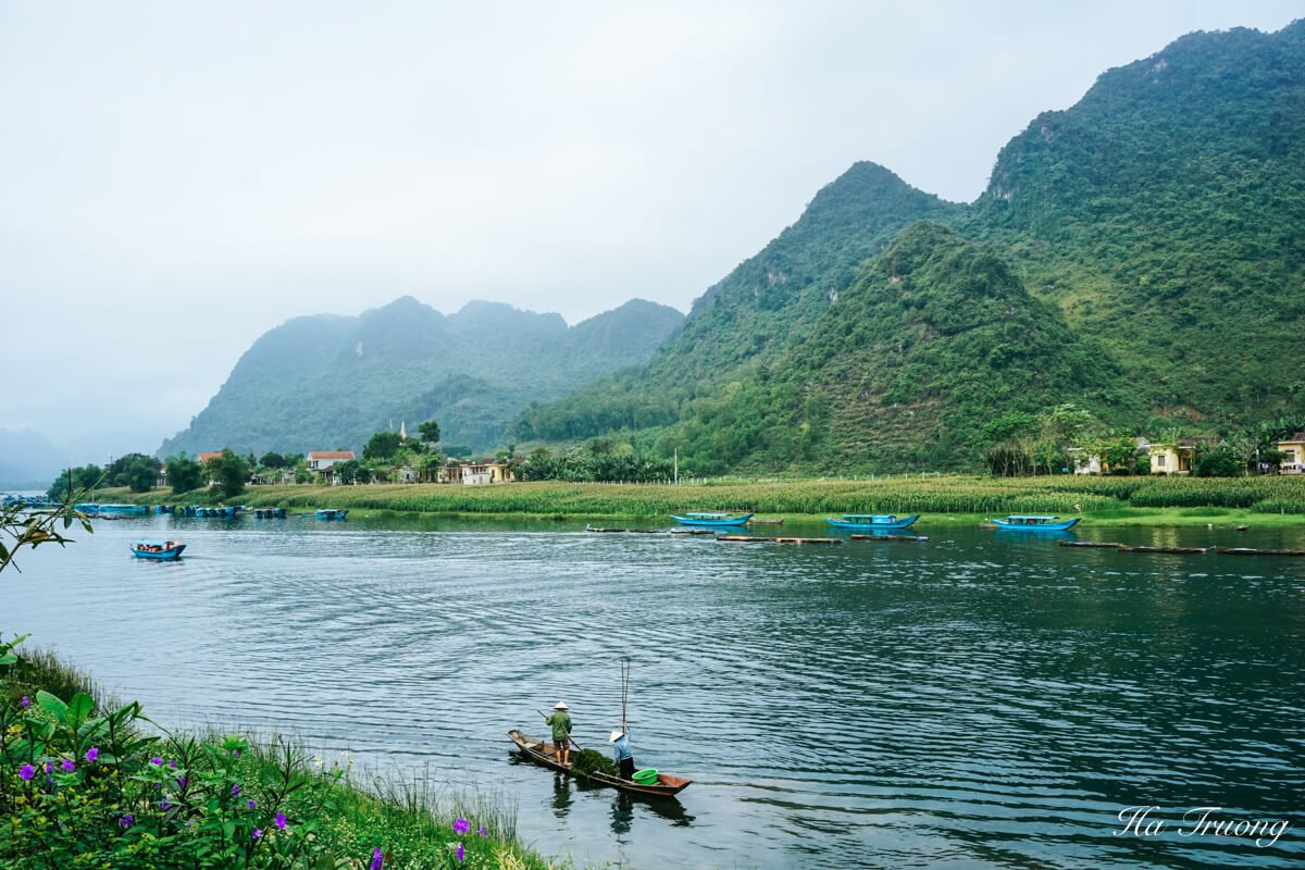 best places to visit in Phong Nha Son River