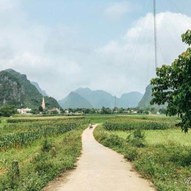 Ninh Binh to Phong Nha Vietnam